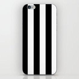 Blu Stripes iPhone Skin