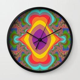 Super Tramp Lava Lamp- Trippy Wall Clock