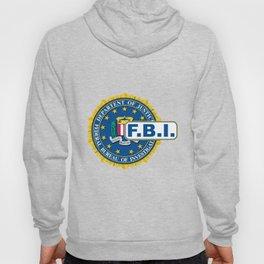 FBI Seal Mockup Hoody