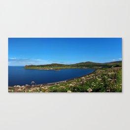 Scotland - Isle of Skye - Uig Canvas Print