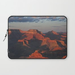Grand Canyon Sunset Colors Laptop Sleeve