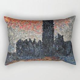 London Fog Rectangular Pillow