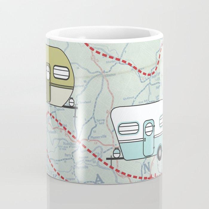 Get Your Kicks Coffee Mug