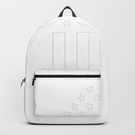Charlotte Irish products by Howdy Swag print Backpack