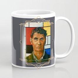 Ludwig Wittgenstein Coffee Mug