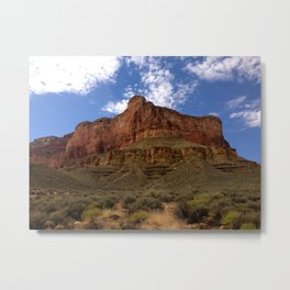 Grand Canyon High Peak Metal Print