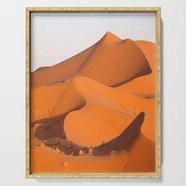 Desert sands Serving Tray