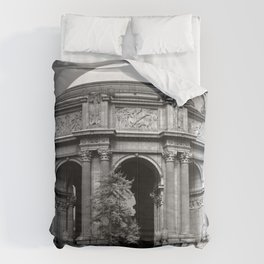 Palace Of Fine Arts - Infrared Comforters
