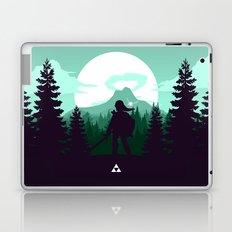 The Legend of Zelda - Green Version Laptop & iPad Skin