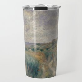 Landscape around Essoyes Travel Mug