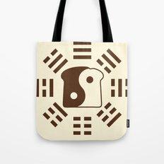 Toastism Tote Bag