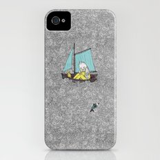 Old Man and the Sea iPhone (4, 4s) Slim Case