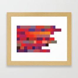 102 Wins Part 2 (2011 Phillies) Framed Art Print