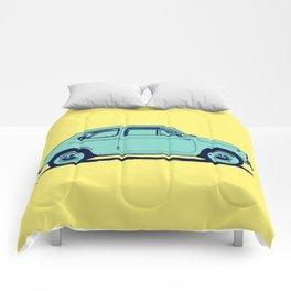 Fiat 500 Comforters