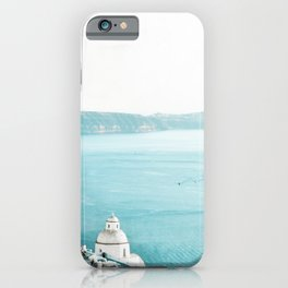 Greece Thera View iPhone Case