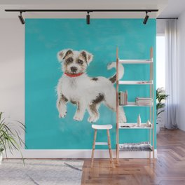 Puppy Love Wall Mural