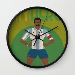 MY HERO - 5 LEO JUNIOR - ZEROSTILE FACTORY Wall Clock
