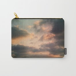 Dreamy Clouds Carry-All Pouch