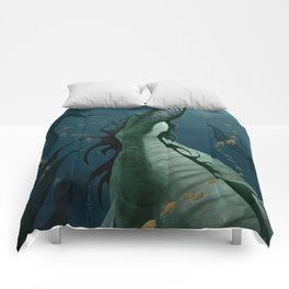 The Loch Ness Monster Comforters
