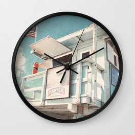 The cabin Wall Clock