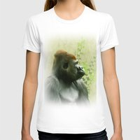 ape T-shirts featuring Ape by Shalisa Photography