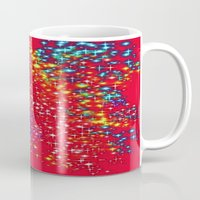 sparkle Mugs featuring Sparkle  by Sammycrafts