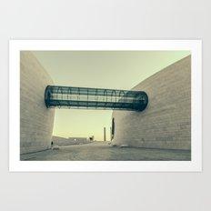 Champalimaud Foundation II Art Print