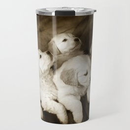 Labrador puppies Travel Mug