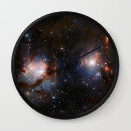 Messier 78 Wall Clock