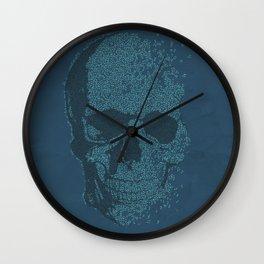 Music Skull V1 Wall Clock