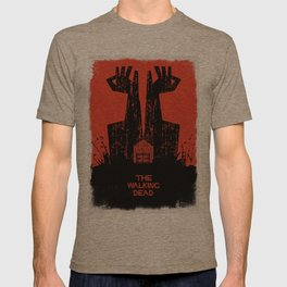 The Walking Dead. T-shirt