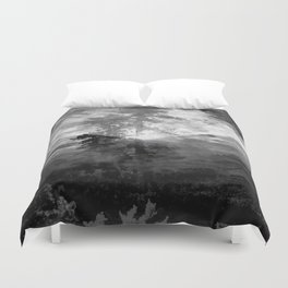 And With the Trees... Duvet Cover