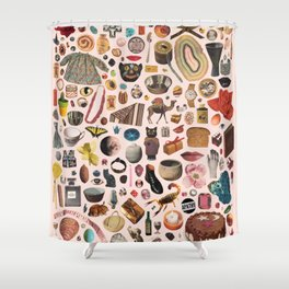 TABLE OF CONTENTS II Shower Curtain