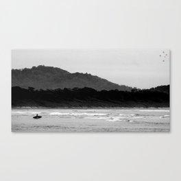 Surf Tamarindo Canvas Print