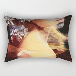 Girl Tas 07 Rectangular Pillow