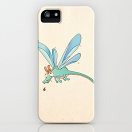 Dragon...fly iPhone Case