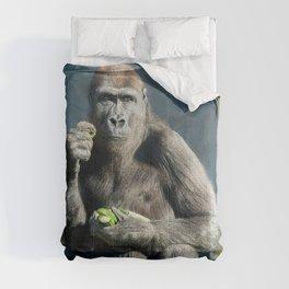 Gorilla Lope Snack Time Comforters