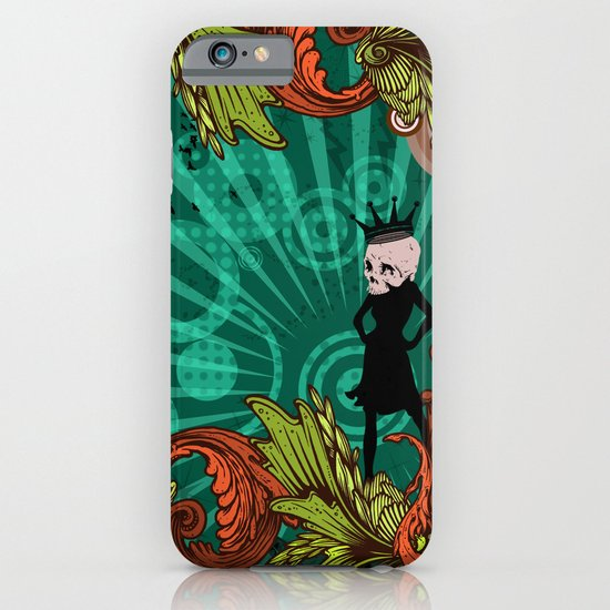 Party Devil iPhone & iPod Case