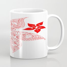 Poinsetta  Coffee Mug