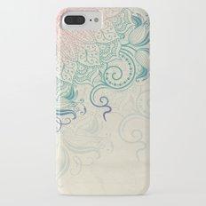Mandala - Canvas iPhone 7 Plus Slim Case