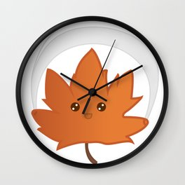 It's fall Wall Clock