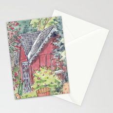Sunshowers Stationery Cards