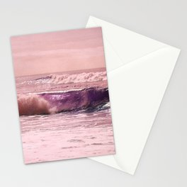 Impassioned Sea Stationery Cards