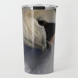 The Shy Swan Travel Mug