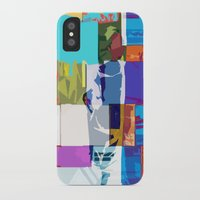 africa iPhone & iPod Cases featuring Africa by Fernando Vieira