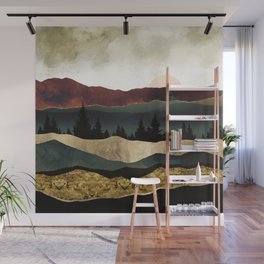 Early Autumn Wall Mural