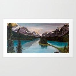 Spirit Island Art Print