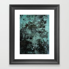 Macau's Paint Framed Art Print