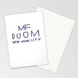 𝐇.𝕋.Ǥ.b.ㄚ.Trending Instagram Search MF DOOM Blue Rap Hip Hop Society6 SEO Doom Art Print Text Stationery Cards