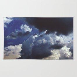 Clouds above Versailles Rug